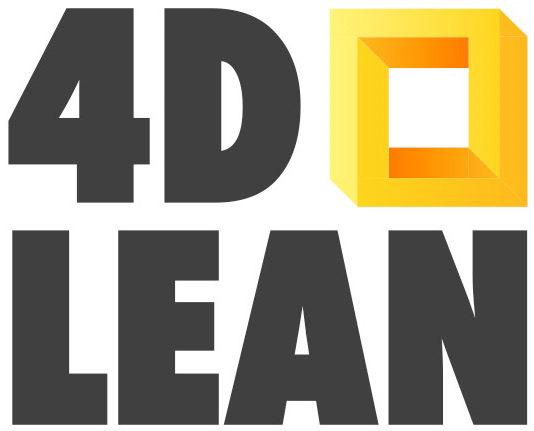 logo 4D Lean
