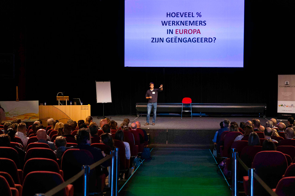 Jim Lippens over geengageerd